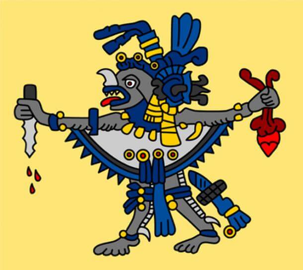 Camazotz: The Mayan Bat God