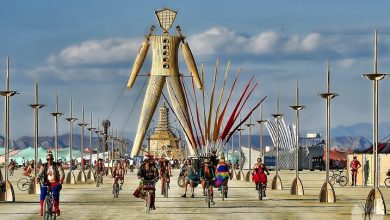 Burning Man Event To Require Vaccinations For All Participants In 2021