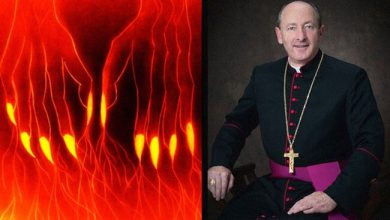 Catholic Church Ignores Pedophilia, But Bishop Warns Reiki & Energy Healing Are Satanic
