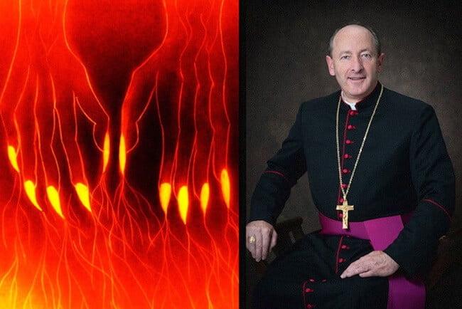 Catholic Church Ignores Pedophilia, But Bishop Warns Reiki & Energy Healing Are Satanic
