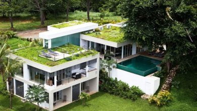 environment friendly homes