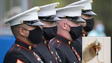 Nearly Half of All U.S. Marines (48,000) Refuse To Take The Covid Vaccine