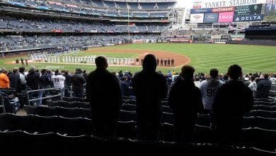 Yankee Stadium & Citi Field To Seat Fans In Vaccinated & Unvaccinated Sections