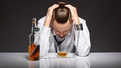 Alcohol Damage