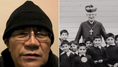 Kamloops Indian Residential School Survivor On The Queen's Alleged Connection To Missing Children