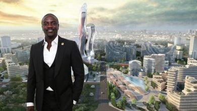 "Akon Finally Breaks Ground On His Futuristic $10 Billion Solar Powered ""Crypto City"""