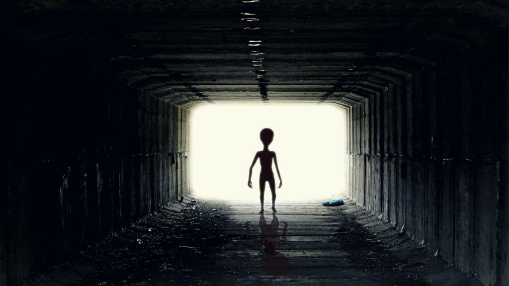 ET in tunnel