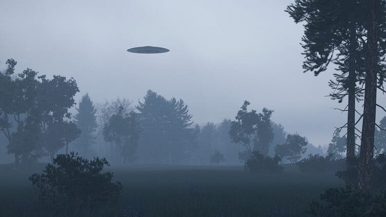 The Strange Story of America's Very First UFO Sightings