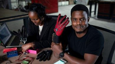 Meet The Kenyan Engineer Who Created Gloves That Turn Sign Language Into Audible Speech