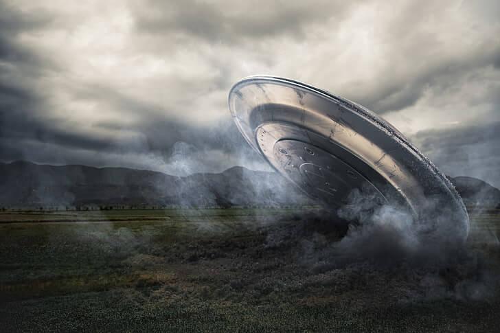 UFO Crashs