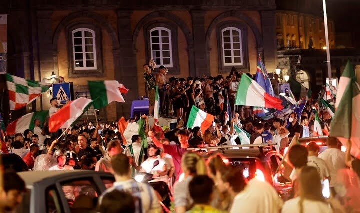 """Protests Erupt In Italy After New """"Health Passports"""" Revealed"""