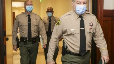 L.A. County Sheriff Says The Police Will Not Enforce 'Unscientific' Mask Mandates