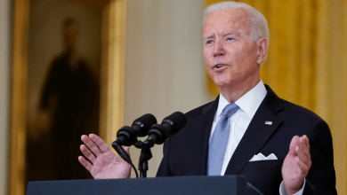 After 4 Years of Trying To Throw Out Trump, It May Actually Be Biden Who Doesn't Finish His First Term