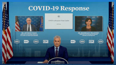 Video: White House Coronavirus Response Coordinator Says It's 'Time To Impose Vaccine Requirements'