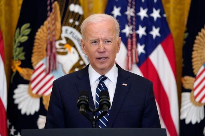 Biden Blames Everyone But Himself For Failure In Afghanistan