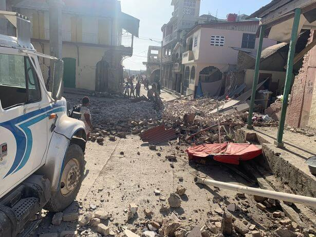 Haiti Hit With 7.2-Magnitude Earthquake; Massive Devastation; Tsunami Threat Issued