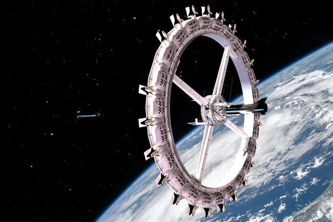 The First Hotel In Space Will Open In 2027 (VIDEO)
