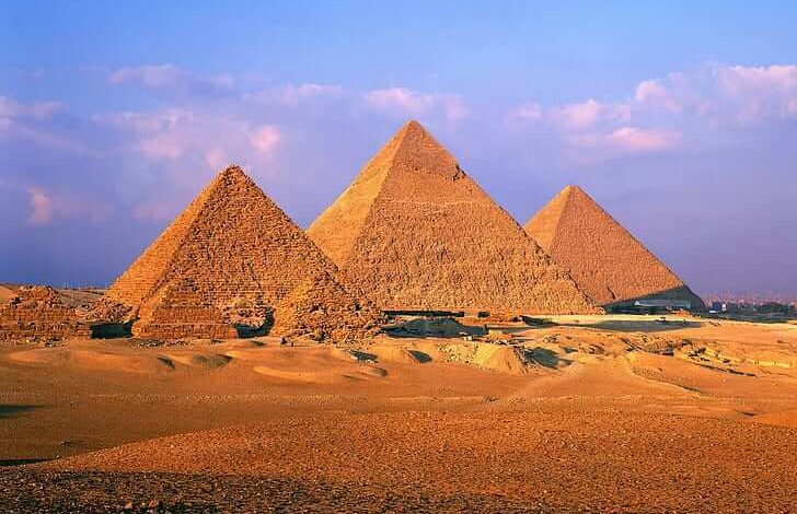 Advanced Machine of Unknown Origin Mentioned In Text From 440 BC May Have Helped To Build The Pyramids