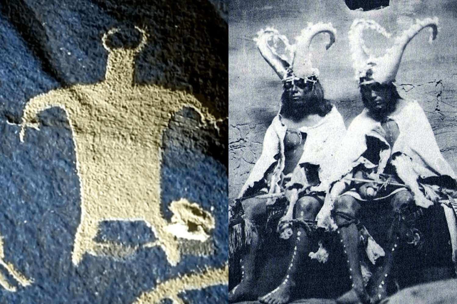 The Ant people of Hopi